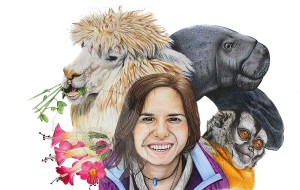 peruvian fauna and flora